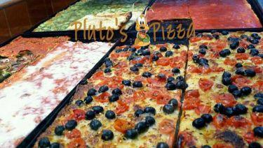 Pluto's Pizza