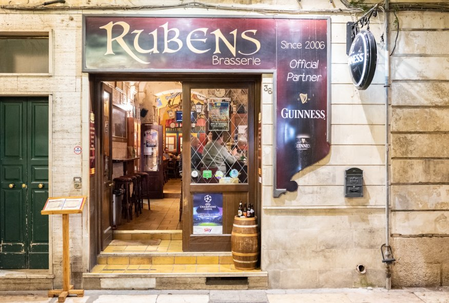 Rubens Brasserie