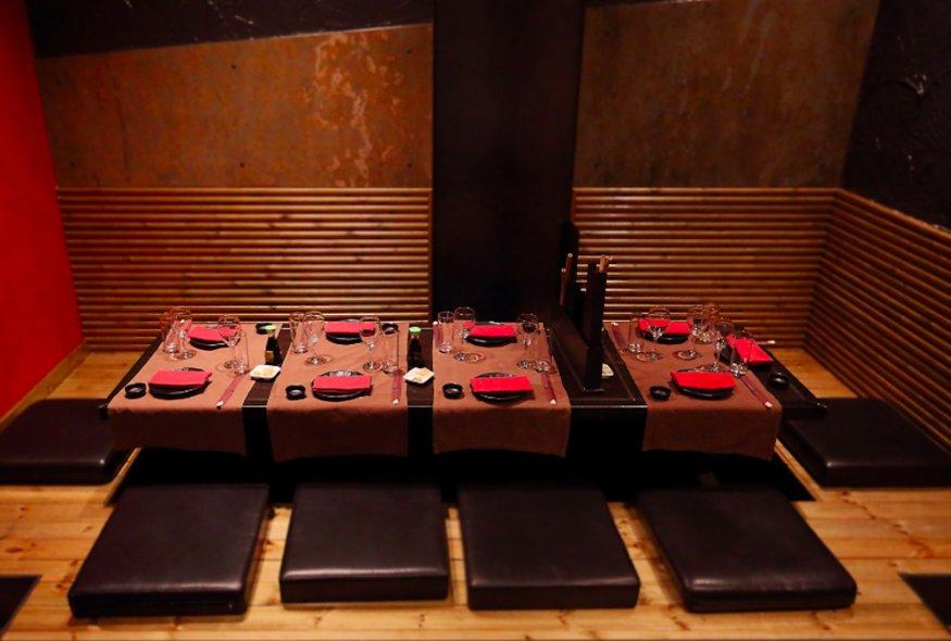 Kanji Fusion Restaurant