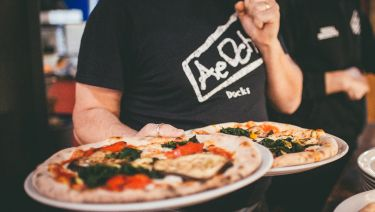 Pizzeria Ristorante Ae Oche Docks Mestre